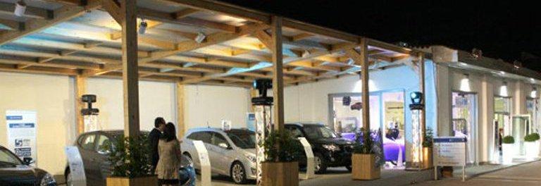 Concessionaria Honda Mazda Hyundai a Napoli